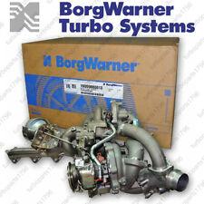 ORIGINAL Neue BMW Bi Turbolader R2S 2 Stufen Aufladung 210kw 286Ps 3Liter Diesel