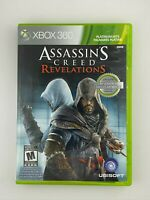 Assassin's Creed: Revelations (Platinum Hits) - Xbox 360 Game -Complete & Tested