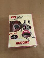 Mio Walk Women's Watch Heart Rate and Calorie Burn Monitor w/Bonus Pedometer