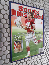 SPORTS ILLUSTRATED MAGAZINE PRE-SELECT PAT TILLMAN ARIZONA CARDINALS GEM MINT!!