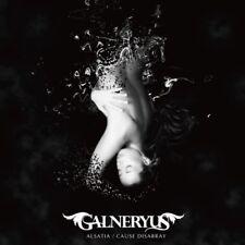 GALNERYUS-ALSATIA / CAUSE DISARRAY (US IMPORT) CD NEW
