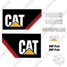 Caterpillar 140M2 Decal Kit Scraper Equipment Decals Motor Grader