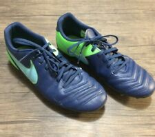 Nike Tempo soccer cleats size 9