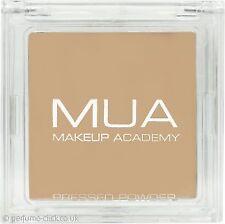 MUA Make up Academy Pressed Face Powder Compact Shade 2 Light/medium 5.7g