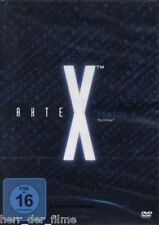 AKTE X Season 6, 6 DVDs (David Duchovny) NEU+OVP