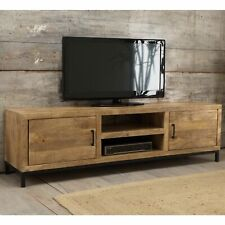 Cove Reclaimed Wood Furniture Large Television Cabinet Unit Stand