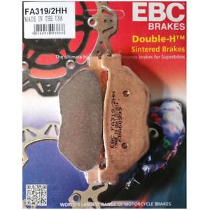 EBC Sintered Double H Rear Brake Pads Yamaha FJR1300, FJR1300A ABS