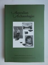 Australian Archaeologist: collected papers in honour of Jim Allen Ed A anderson