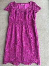 Jacques Vert Lace Dress Petite Size 12