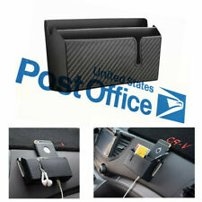 Car Mobile Phone&Tickets Collect Storage Box,w/Charging Hole For Easy to charge#