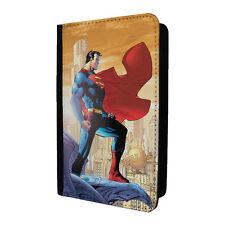 DC Superhero Comic Book Passport Holder Case Cover - Superman - S-G913