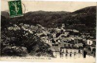 CPA Royat - Vue generale et le Puy de Dome (250350)