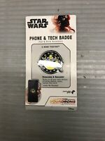 StarWars Phone & Tech Badge SQUADRONS X-Wing Fighter