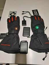 New listing Venustas Electric Heated Gloves Medium battery operated new open box