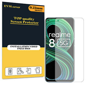 Screen Protector Cover For Realme 8 5G TPU FILM - Clear