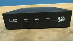 LDG IT-100 Auto tuner antenna tuner