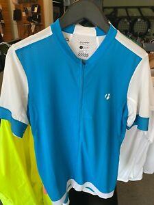 Bontrager Men's Velocis Summer Blue Jersey Large