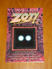 Zot libro 3 Fregadero Prensa Libros Novela Gráfica 9780878164295