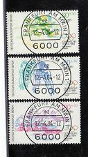 Berlin Deportes olimpiadas serie del año 1984 (CN-20)