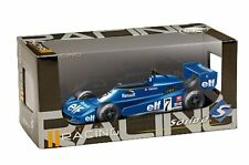 RENAULT FORMULE 3 #7 MK27 1979 ALAIN PROST SOLIDO RACING 421180240 1/18 F3