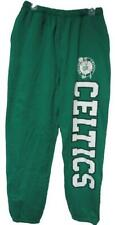 Boston Celtics Men's Size 4XL Mitchell & Ness Lounge Sweatpants Green A1 332