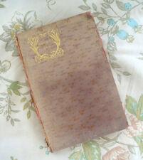 1892 Robert Burns Poetry Book Selected Poems Hardcover Original Scotland Antique