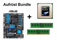 Aufrüst Bundle - ASUS M5A99X EVO + AMD Phenom II X4 955 + 4GB RAM #66814