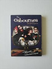 The Osbornes The First Season DVD 2 Disc Set