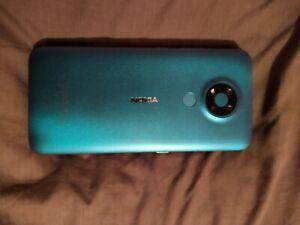 Nokia 3.4 - 32GB - Fjord (Unlocked) (Dual SIM)