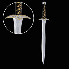 The Lord of the Rings Hobbit Frodo Baggins Cosplay Sting Sword PU&Foam Figure