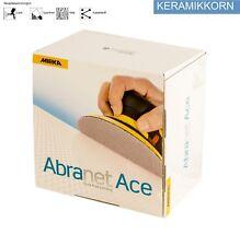 Mirka Abranet ACE 150mm Schleifscheiben - 50 Stück