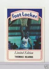 Tommy Hearns Boxing Card - 1991 Foot Locker Slam Fest