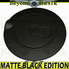 1999 2000 2001 2002 2003 2004 FORD MUSTANG MATTE BLACK Fuel Gas Door Cover Cap