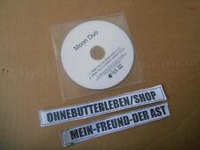 CD Pop Moon Duo - When You Cut (2 Song) Promo SOUTERRAIN  - no inserts -