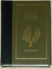 JANE EYRE ~ CHARLOTTE BRONTE ~ ILLUS RICHARD LEBENSON ~ GIFT EDITION ~ NEW