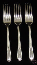 Rogers Devonshire Mary Lou Silverplate 3 pc.