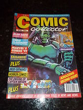 COMIC COLLECTOR - No 2 - Date 04/1992 - UK Comic Magazine