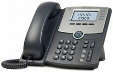 Cisco SPA504G SPA504 4 Line VoIP IP SIP Phone PoE 2 LAN PC Port LCD Backlit
