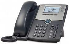 Cisco SPA504G SPA504 4 Line VoIP IP SIP Phone PoE 2 LAN PC Port LCD Backlit