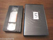 Videocassetta vhs video cassetta vintage film tv don tonino telefilm a-team