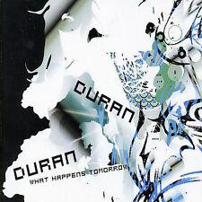 Duran Duran What Happens Tomorrow pt 2 4 tracks Cd