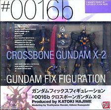 New Bandai Gundam Fix Figuration #0016b Cross Bone X-2 PVC