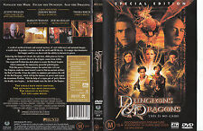 Dungeons and Dragons-2000-Justin Whalin-Movie-DVD