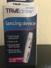 TRUE draw Lancing Device No Box-- FREE SHIPPING