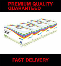 Set of 4 Toner Cartridge For Dell C2660dn C2665dn C2665dnf New High Capacity