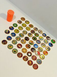 1995 POG's The Game Replacement Spare Parts Pogs 50+