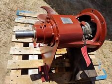 Wemco-Hidrostal Screw Centrifugal Pump WEIR F6D-L-F2S w/ Impeller 1000 Gpm