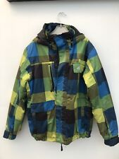 4F Boys Aquatech Waterproof Jacket Coat Winter size UK 9