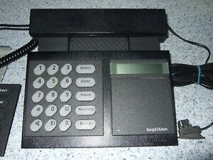 Bang & Olufsen Beocom 2000 schwarz, wahlweise mit grauer o. schwarzer Tastatur