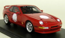 Spark 1/43 Scale S3457 Porsche 968 Turbo RS 1993 Red Resin Model Car